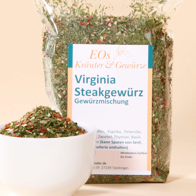 Virginia- Steakgewürz